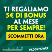 PADDY POWER: la recensione